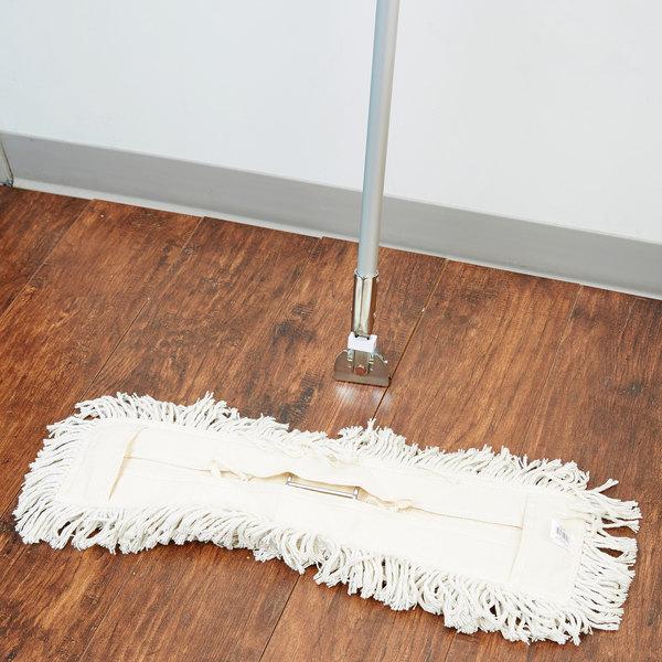 Carlisle 364752400 24 X 5 Dry Dust Mop Pad