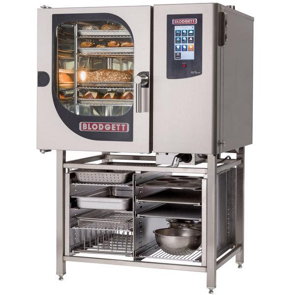 Blodgett BLCT-61G Natural Gas Boilerless Combi Oven with Touchscreen Controls - 58,000 BTU