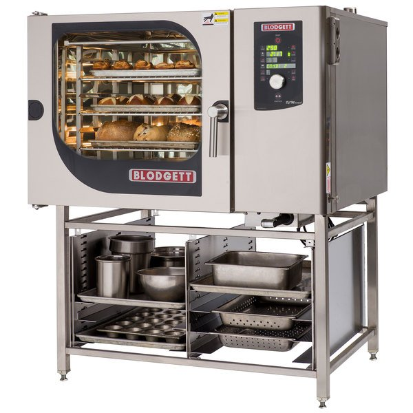 Blodgett BLCM-62E Boilerless Electric Combi Oven with Dial Controls - 240V, 3 Phase, 21 kW