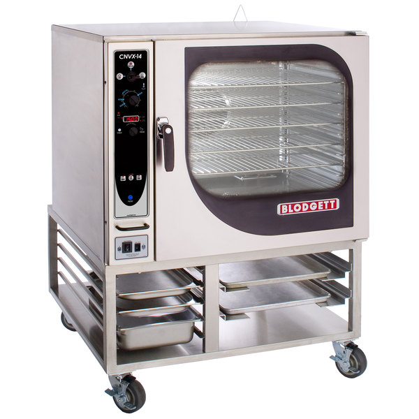 Blodgett CNVX-14E-240/3 Additional Full Size Electric Convection Oven with Manual Controls - 240V, 3 Phase, 19 kW