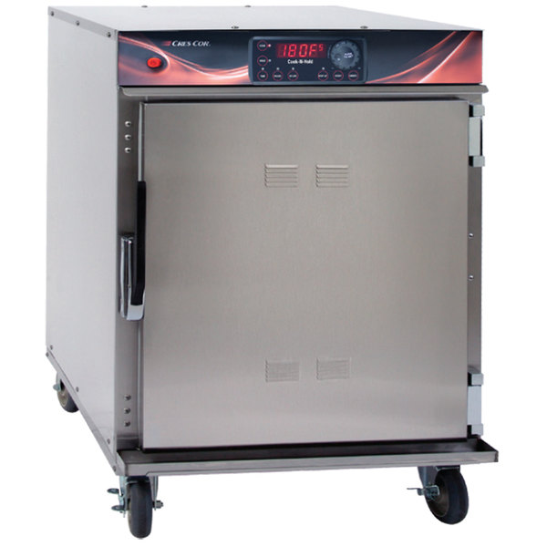 Cres Cor 750CHSSDX Undercounter Deluxe Stainless Steel Cook and Hold Oven - 208/240V, 3000/2650W Main Image 1