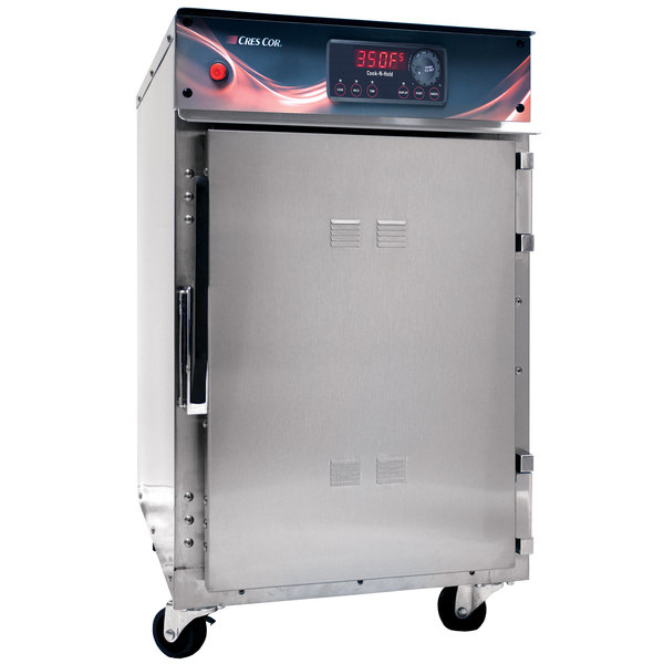 Cres Cor 500CHALDE Undercounter Aluminum Cook and Hold Oven - 208V, 3000W Main Image 1