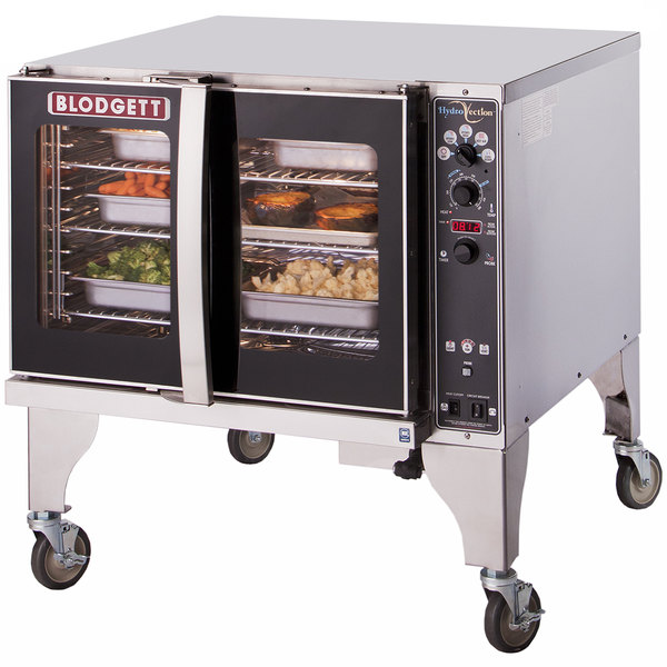 Blodgett HV-100G-LP Liquid Propane Single Deck Additional Unit Full Size Hydrovection Oven - 60,000 BTU Main Image 1