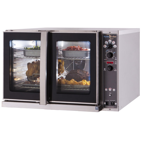 Blodgett HV-100E-240/3 Replacement Base Unit Full Size Electric Hydrovection Oven - 240V, 3 Phase, 15 kW