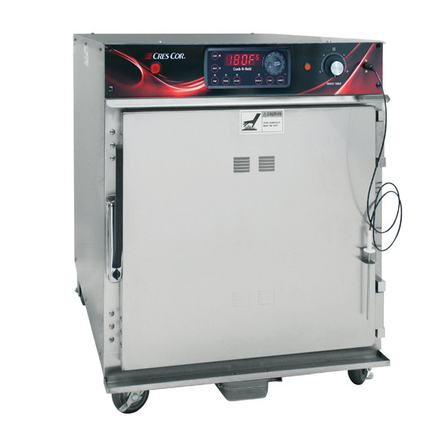 Cres Cor 767CHSKDX Undercounter Deluxe Cook and Hold Smoker Oven - 208/240V, 3000W Main Image 1