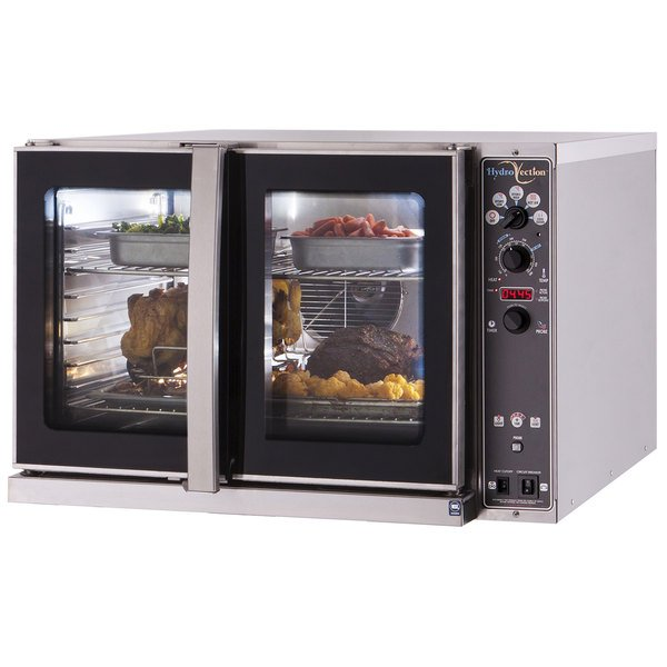 Blodgett HV-100G-NAT Natural Gas Replacement Base Unit Full Size Hydrovection Oven - 60,000 BTU Main Image 1