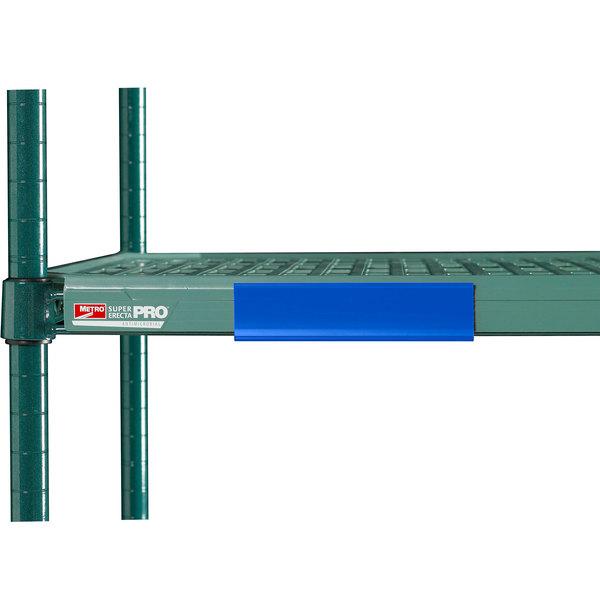 Metro CSM6-BQ Blue Shelf Markers