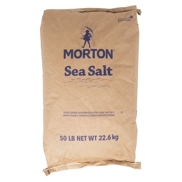 Manufactory commercial bulk evaporated salt