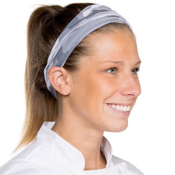Headsweats Camo Full Ultra Band Headband Main Image 1