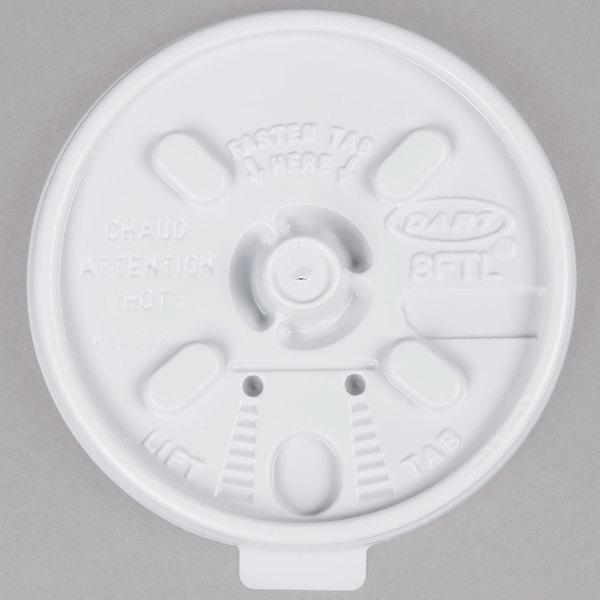 Dart 8FTL Lift'n'Lock Lid - 1000/Case
