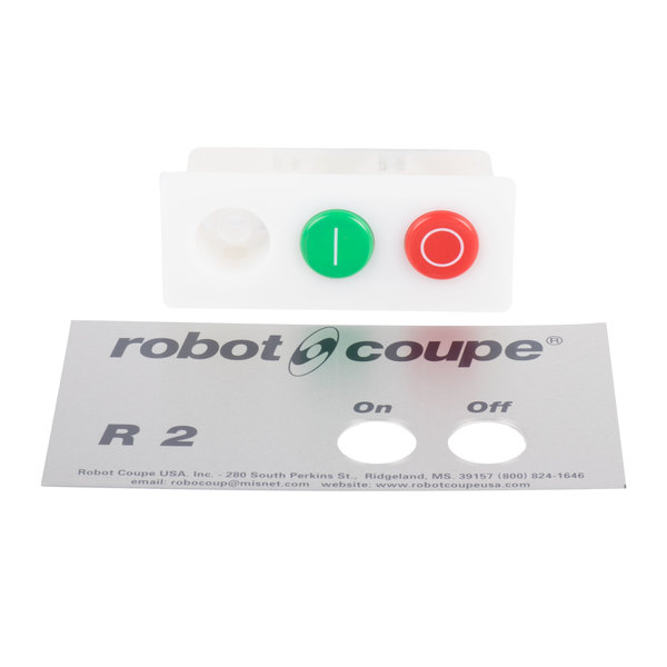 Robot Coupe 29204 On/Off Switch Assembly