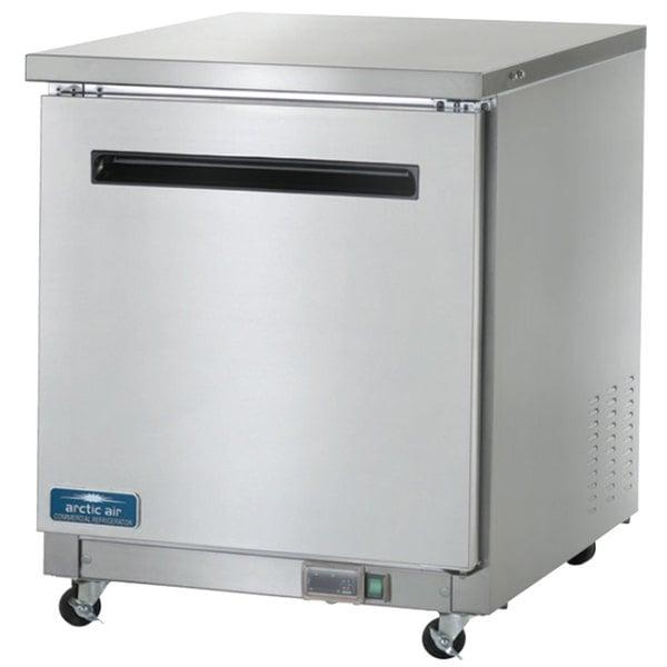 """Arctic Air AUC27R 27"""" Undercounter Refrigerator - 6.5 Cu. Ft."""