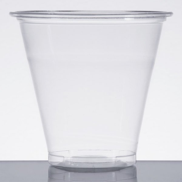 Choice 5 oz. Clear Plastic Cold Cup - 2500/Case