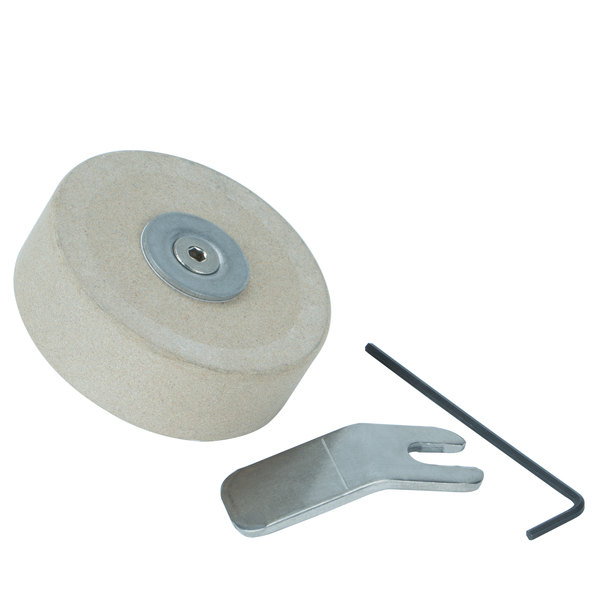 Edlund A526SP Replacement Grinding Wheel Assembly for 395 Electric Knife Sharpener Main Image 1