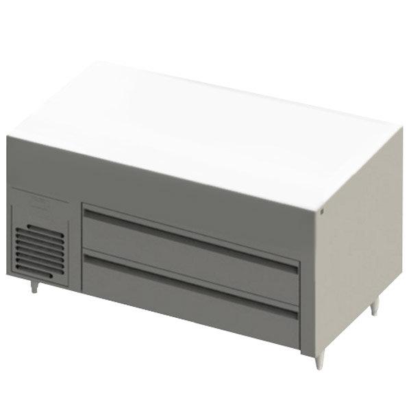 "Blodgett BRLH-02S-B-48 Cafe Series 48"" 2 Drawer Refrigerator Chef Base Main Image 1"