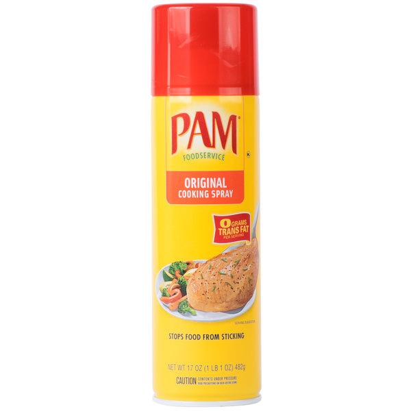 PAM 17 oz. Original Release Spray - 6/Case