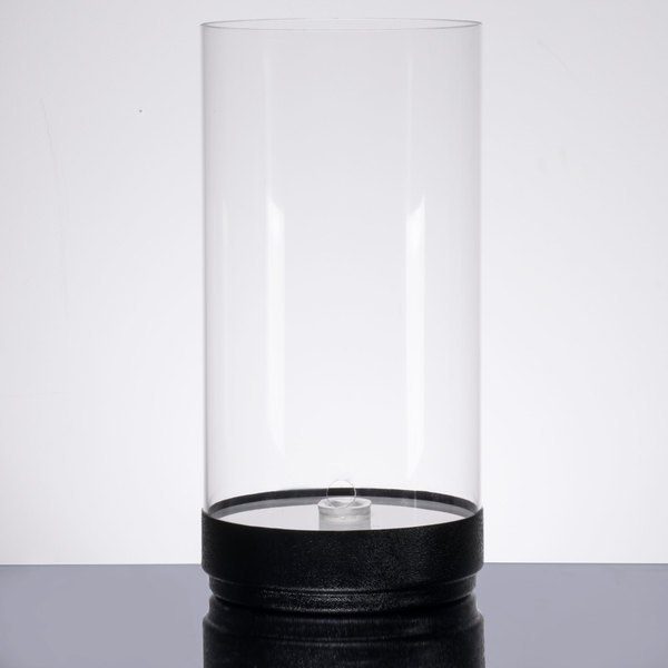 Cal-Mil CJC310 Econo 3 Gallon Plastic Beverage Dispenser Chamber
