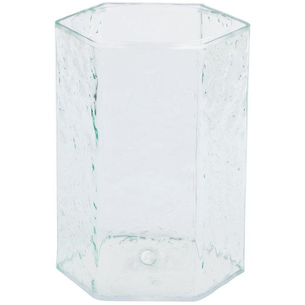Cal-Mil C932-2BEV 2 Gallon Glacier Acrylic Beverage Dispenser Chamber