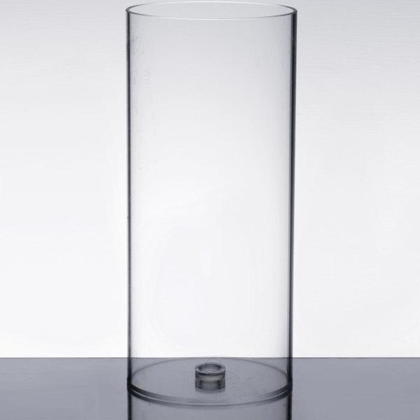 Cal-Mil C1990-3BEV 3 Gallon Acrylic Beverage Dispenser Chamber