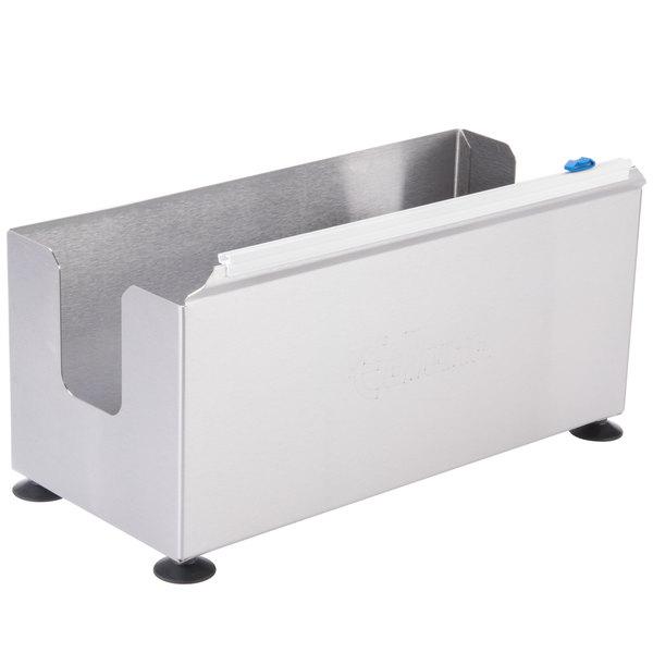 """Edlund OFD-12 12"""" Stainless Steel Film Dispenser / Cutter"""