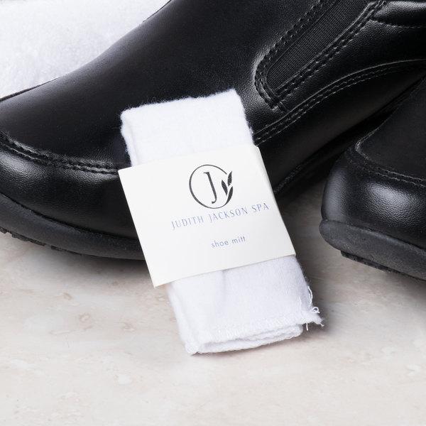 Judith Jackson Spa White Shoe Mitt - 100/Box