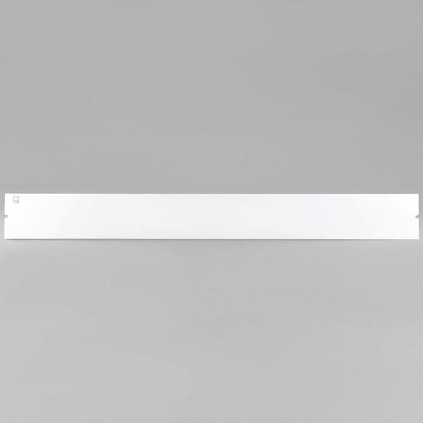 """Vollrath 2343101 61 1/4"""" x 6 1/4"""" ServeWell Polyethylene Cutting Board"""