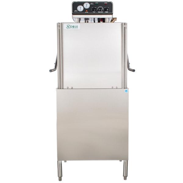 Noble Warewashing HT-180 High Temperature Dishwasher, 208/230V, 3 Phase