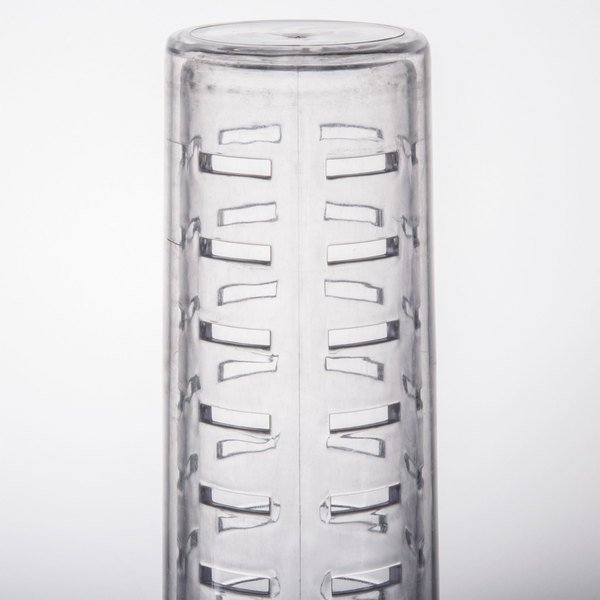 Core Glass Beverage Dispenser Ice Core And Infuser Set