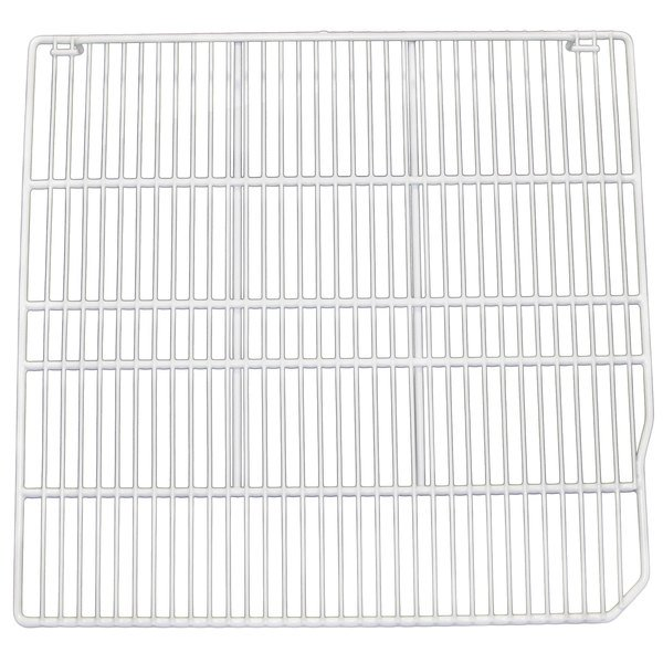 """Turbo Air 30278L0450 Coated Wire Left Shelf - 23 1/2"""" x 24 5/8"""""""