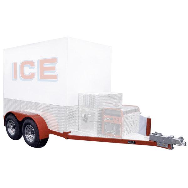 Polar Temp 7X12ADTT Trailer Transport for 7' x 12' Refrigerated Ice Transports Main Image 1