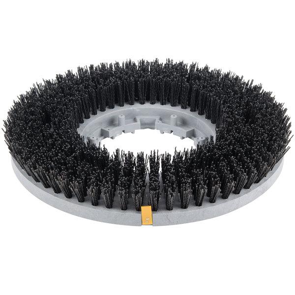 "Carlisle 3612VBK Value Rotary Brush Stripping 12/"" Black"