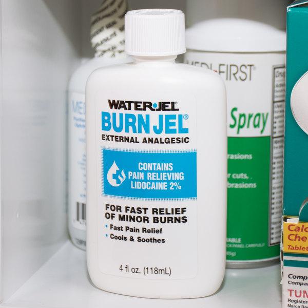 Medique 66624 Medi-First 4 oz. Burn Jel Bottle