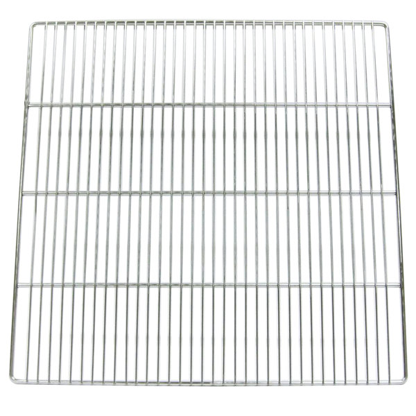 """Turbo Air CZ42600100 Stainless Steel Wire Top Shelf - 25 1/2"""" x 25"""" Main Image 1"""