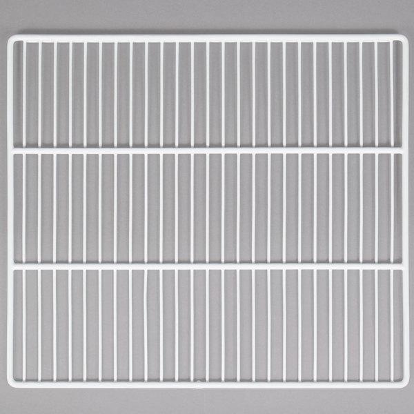 "Turbo Air 30278F0211 Coated Wire Bottom Shelf - 19 1/2"" x 16 3/4"" Main Image 1"