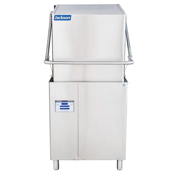 Jackson DynaTemp® High Temperature Door Type Dish Machine with Booster Heater - 208V, 3 Phase