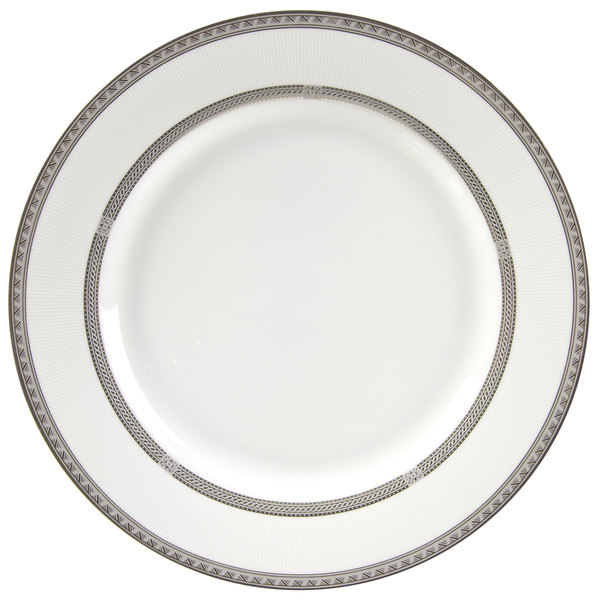 10 Strawberry Street SOP-1 Sophia 10 3/4  Platinum Dinner Plate - 24/Case  sc 1 st  WebstaurantStore & 10 Strawberry Street SOP-1 Sophia 10 3/4