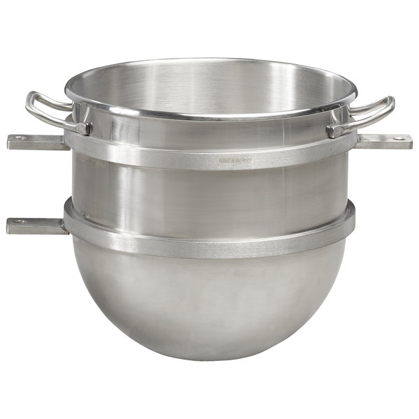 Hobart BOWL-HL640 Legacy 40 Qt. Stainless Steel Mixing Bowl Main Image 1