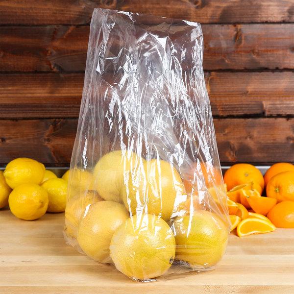 """Elkay Plastics 10G-096018 Plastic Food Bag 9"""" x 6"""" x 18"""" - 1000/Box"""
