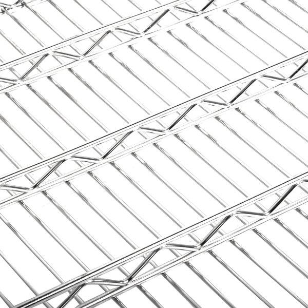 Regency 14 X 48 Nsf Stainless Steel Wire Shelf