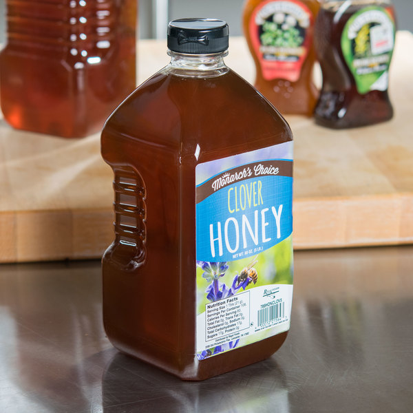 Monarch's Choice 5 lb  Clover Honey