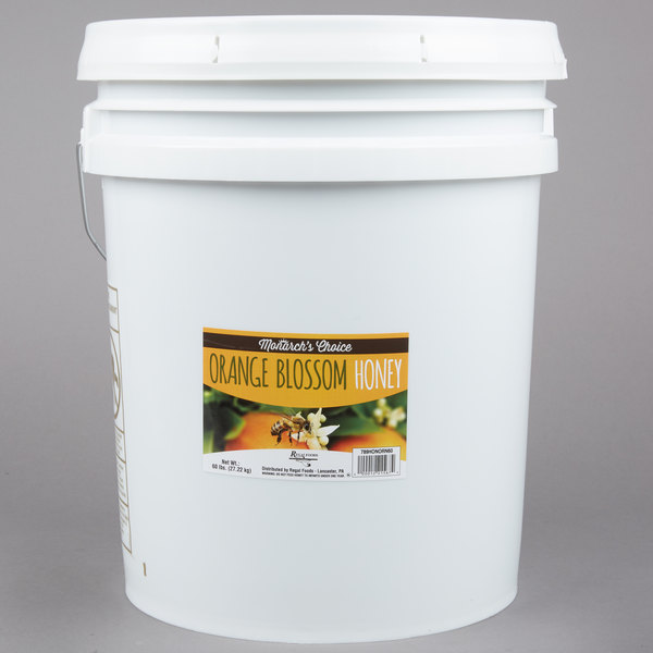 Monarch's Choice 60 lb  Orange Blossom Honey