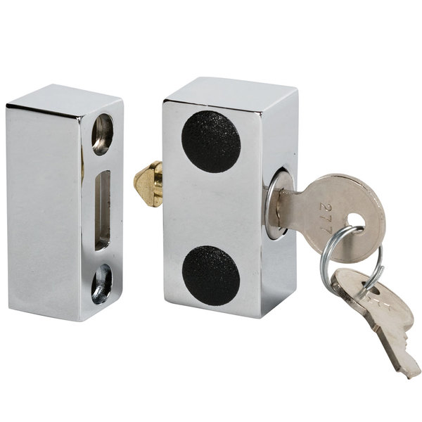 Beverage-Air 61C11-025A Door Lock for LV23 and LV27 Series Main Image 1
