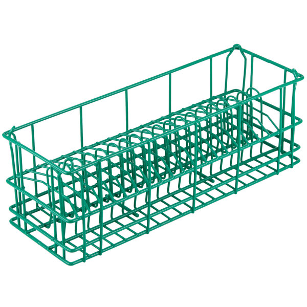 """20 Compartment Catering Plate Rack for Bread & Butter Plates up to 6 1/2"""" - Wash, Store, Transport"""
