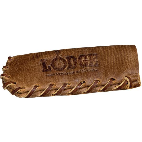 """Lodge ALHHSS85 6"""" Spiral Stitched Leather Hot Handle Holder"""
