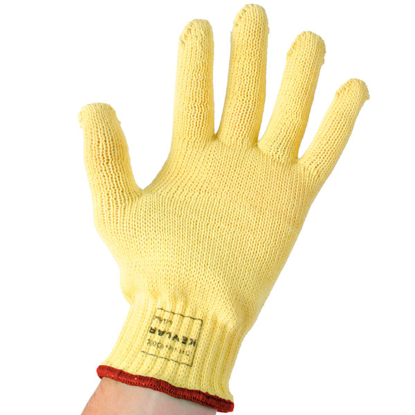 Cut Resistant Glove with Kevlar® - Large Pair - 12/Pack