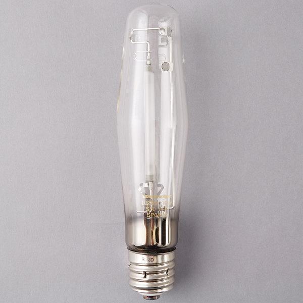 Hid Light Bulbs >> Satco S1940 250 Watt Warm Yellow Clear Finish High Pressure Sodium Hid Light Bulb Et18