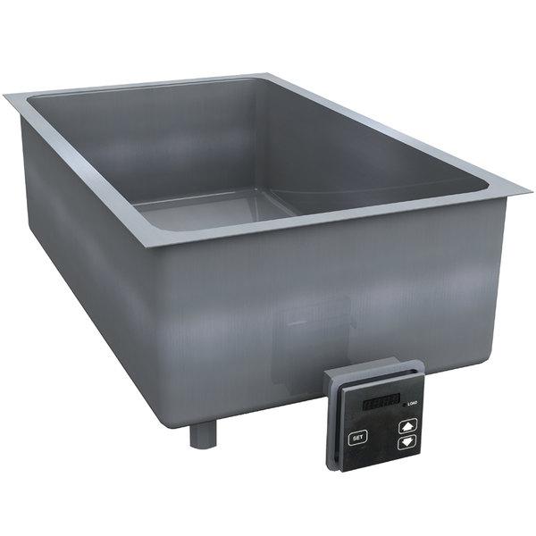 Delfield N8717-DESP ESP Series one pan drop-in hot food well