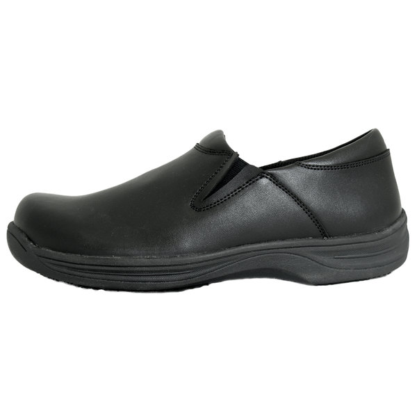 646a3d4aa8e6 Genuine Grip 470 Women s Size 6.5 Wide Width Black Ultra Light Non Slip  Slip-On. Main Picture · Image Preview