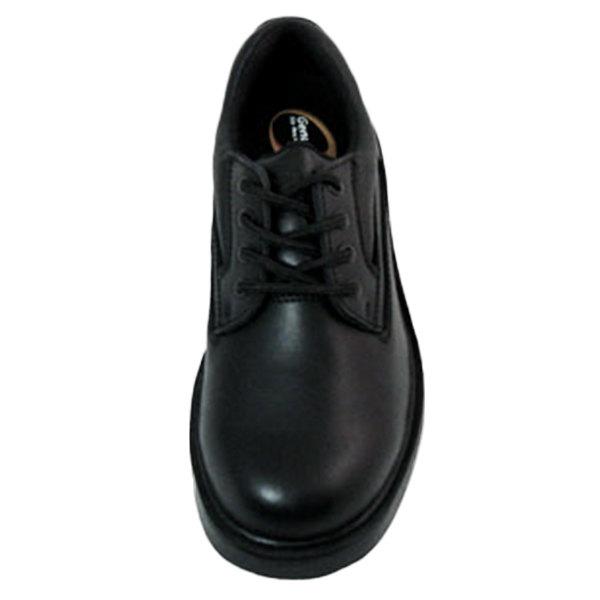 genuine grip 7100 s size 15 wide width black oxford