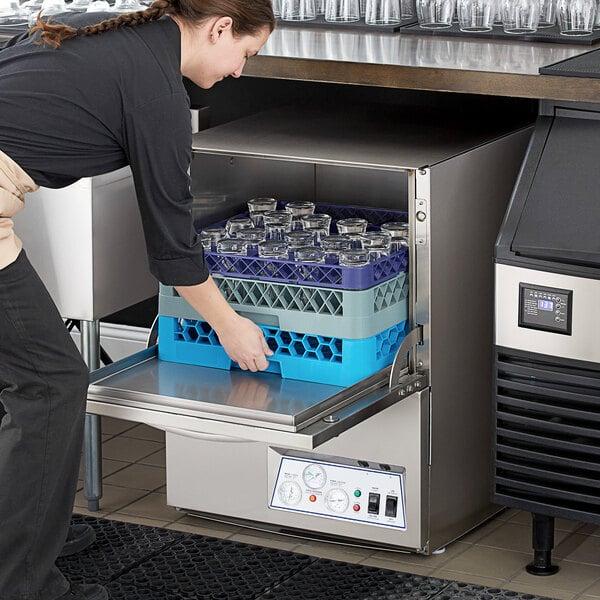 Jackson DishStar HT High Temperature Undercounter Dishwasher - 208/230V Main Image 6